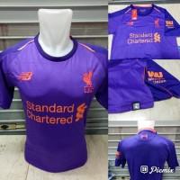 Jersey Kaos Baju Bola Liverpool 3rd Third Season 2018 2019 Grade Ori