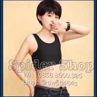 Les1980 g half hook / sportbra / bh sport for tomboy / breast binder