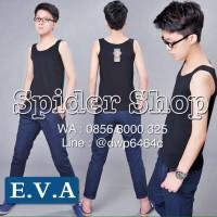 PROMO EVA (AFK) Outside wear+binder inside (BREAST BINDER FOR TOMBOY)