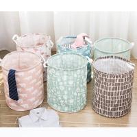 Keranjang Cucian Laundry Bag Serbaguna untuk Pakaian, Mainan
