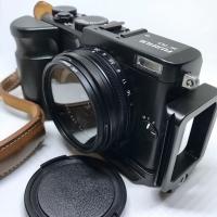 Kamera Fujifilm X70 super Condition Lengkap (Siap Hunting)