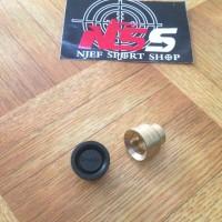 Rumah klep pompa od 22mm / Rumah karet pompa od 22mm