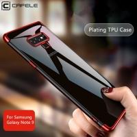 Cafele Samsung Note 9 - Premium Case Laser Planting Ultratin