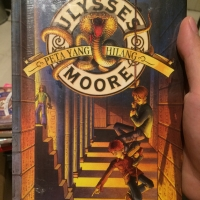 Peta yang Hilang novel Ulysses Moore
