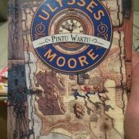 Pintu Waktu novel Ulysses Moore