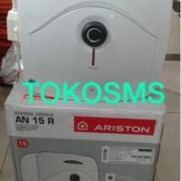 water heater ariston andris series an15r 15 liter 350 watt