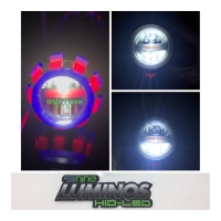 Nine Luminos Lampu Projie U12R RBRB Hi Low Bar 3.5 inch WMP-1032