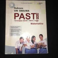 Pasti Fokus UN SMA/MA Matematika Tim Ganesha Operation Penerbit Duta