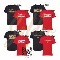 Jual Kaos cinta indonesia / kaos indonesia / indonesia tshirt / kids size Murah