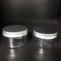 KALENG POMADE ALUMINIUM/POT JAR POMADE/LULUR/SCRUB/MASKER PET 80 GRAM