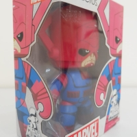 mighty muggs old set - galactus & silver surfer