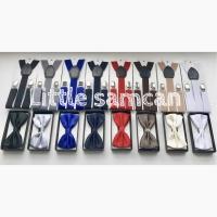 Paket Suspender & Bow Tie ( Jojon & Dasi Kupu-kupu) Import Quality