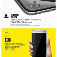 KOREAN Tempered Glass Samsung J8 2018 6 inch Screen Guard 2.5D 9H 0.26