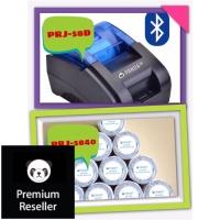 PAKET 3B KASIR/PPOB ANDROID/IOS (DESKTOP PRINTER BLUETOOTH+PAPER ROLL)
