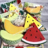 Harga squishy licensed watermelon melon by jdream squishy semangka | DEMO GRABTAG