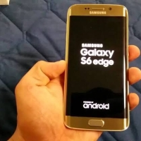SAMSUNG GALAXY S6 EDGE 32GB GOLD & SILVER SECOND 99% LIKE NEW