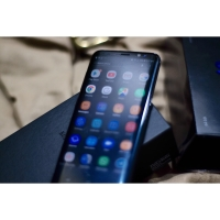 SECOND - SAMSUNG GALAXY S8 MIDNIGHT BLACK - EX. SEIN MEI 2018