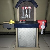 Jual Mainan Little Tikes Tools Bench Preloved (Complete & like new) second Murah