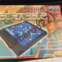 Scrabble Magnet Jumbo Bahasa Inggris
