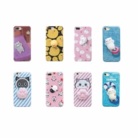 Squishy case - full print - soft case - for all iphone and oppo F1S F3