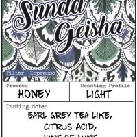 Geisha Gulali Natural 100gr | Filter Coffee (Rare, Limited Stock)
