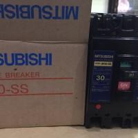 NFB 30a NF50SS 3p 600v mitsubishi japan