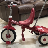 Tricycle Sepeda Anak Radio Flyer Special Edition Second Preloved