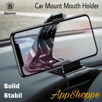 Baseus Dashboard Car Holder Mount Phone Holder Stand Adjustable 360