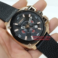 Jam Tangan Pria DIESEL BAMF DZ7346 50mm Grade SUPER PREMIUM AAA