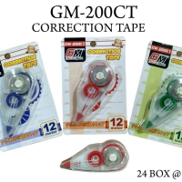 Correction tape tip x GM200ct 12 meter