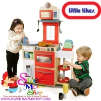 Jual Sweetmomshop Little Tikes Cook and Store Kitchen Murah