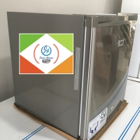 Jual Kulkas Mini Portable GEA RS - 06 DR free ongk sby dsk Murah