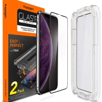 TEMPERED GLASS SPIGEN GLAStR EZ FIT FOR IPHONE XS MAX (ISI 2)