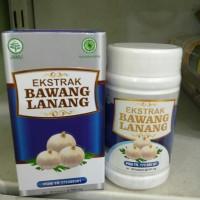 (ASLI 100%) Bawang Lanang 60 Kapsul - izin BPOM resmi