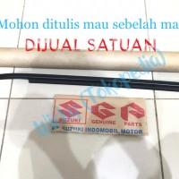 Pelipit Lis Karet Kaca LUAR All New Swift 2013 Original Suzuki SGP