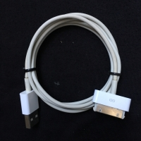 Kabel lightning iPhone 4/4s orginal bawaan hp
