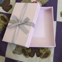 Giftbox / kotak kado soft pink