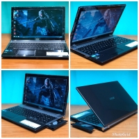 Laptop Acer Aspire V3-3610QM Intel Core i7 3610