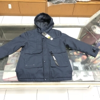 Jacket waterproof full thermal anak