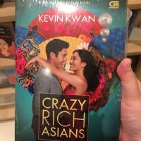 Buku novel bahasa indonesia Crazy Rich Asian