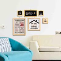 jual tentang keluarga hiasan kamar dinding wall decor