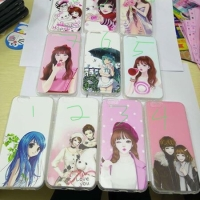 CASE GAMBAR KOREA PLUS TG FOR SMASUNG J4 SAMSUNG J6 SAMSUNG J8