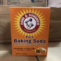 Arm & hammer baking soda 454 Gram