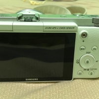 Kamera Preloved Samsung Nx3000