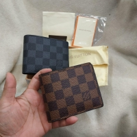 DOMPET PRIA LOUIS VUITTON DAMIER ORIGINAL QUALITY
