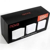 Tenda Nova MW6 1 paket isi 3 router high end