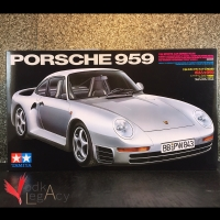 Burago Porsche 959 Extremely rare Collectible chrome Plated Keyring 1:87