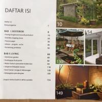 Buku 'Taman Menawan - 101 Ide & Inspirasi'.