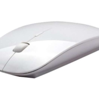 Simple Thin Mouse Wireless Optical