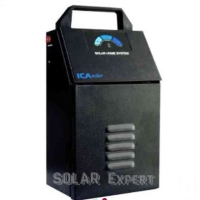 Genset tenaga surya 170WH-SHS 122